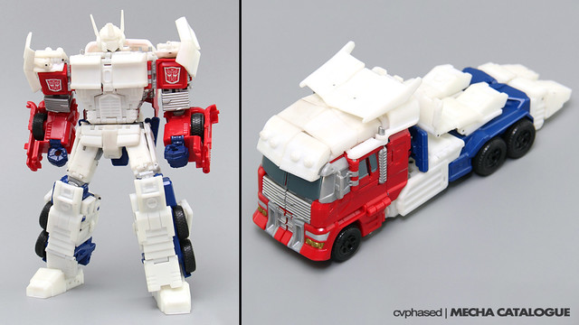 Shigeru Ningyo Do - PRIMO VITALIS Upgrade Kit (CW Optimus Prime)