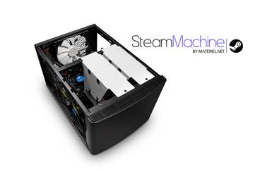 SteamMachine by Materiel.net