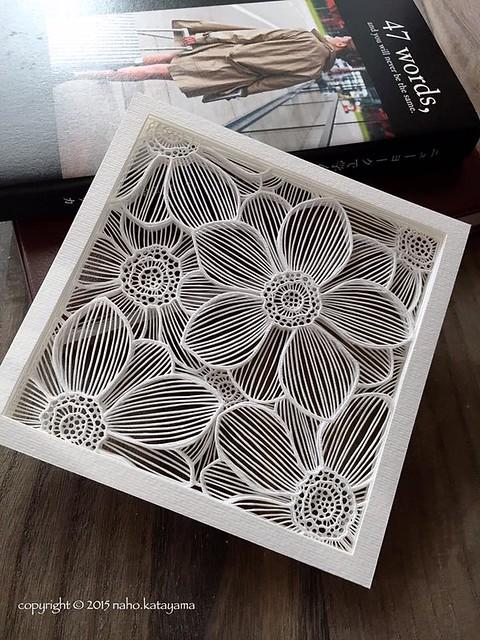 Paper Artist Collective Naho Katayama