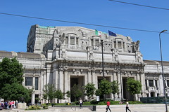 Milano - Stazione di Milano Centrale