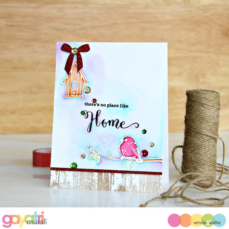 Home card #1