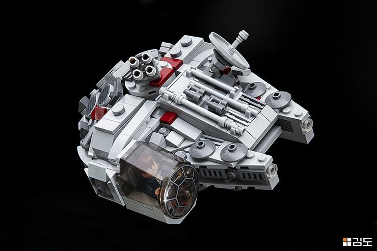 Chibi Millennium Falcon
