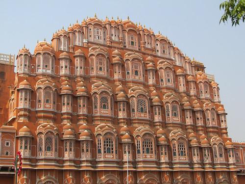 Jaipur: Palais des Vents