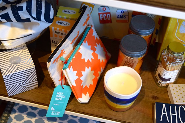 Candles & Pouches at Urbanic Paper Boutique, Los Angeles | www.rachelphipps.com @rachelphipps
