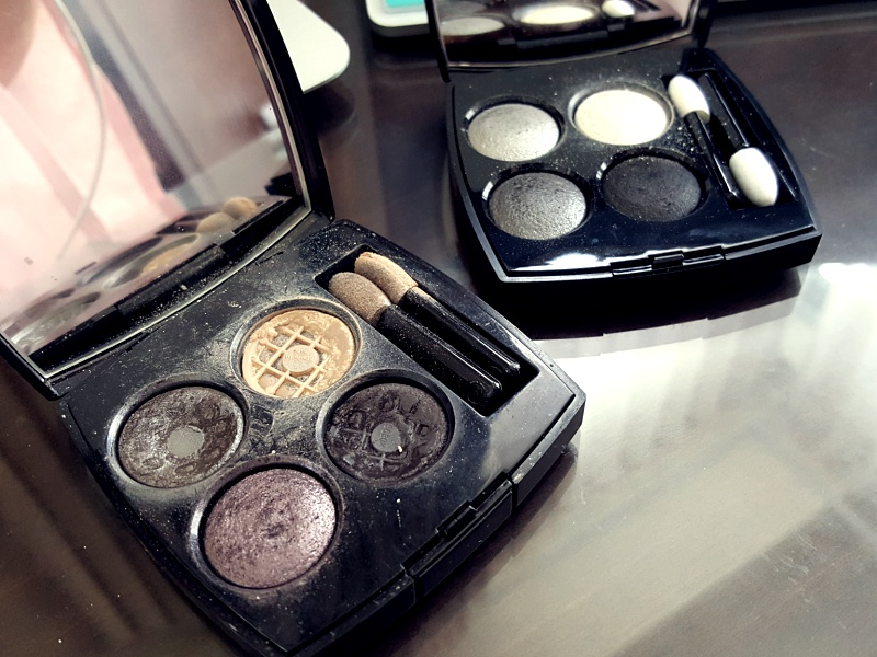 Chanel Eyeshadow Quad