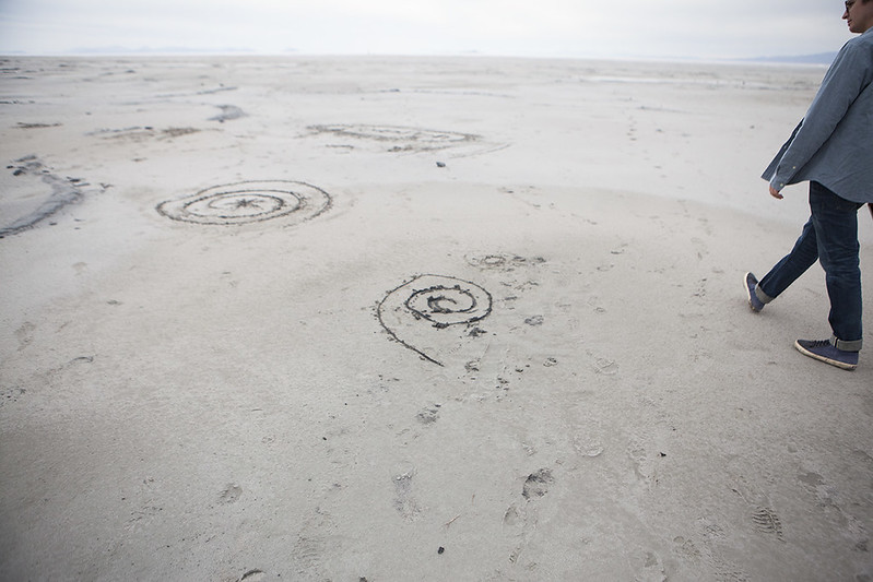 Spiral Jetty & The Great Salt Lake