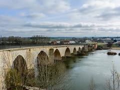 Puente Medieval de Tordesillas