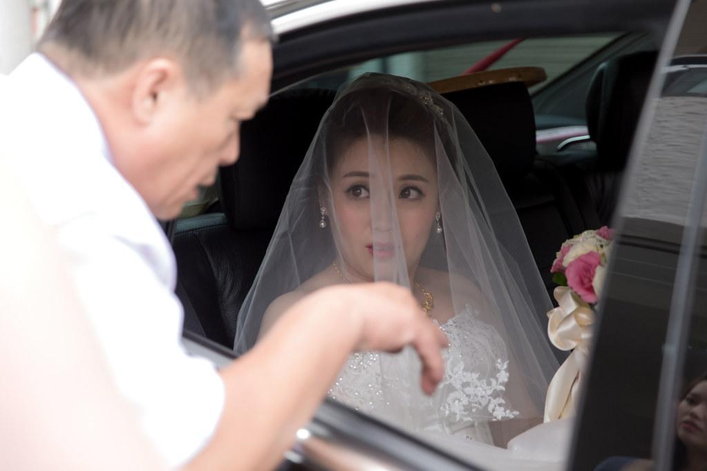 台南婚攝-迎娶午宴 X 情定城堡 (42)