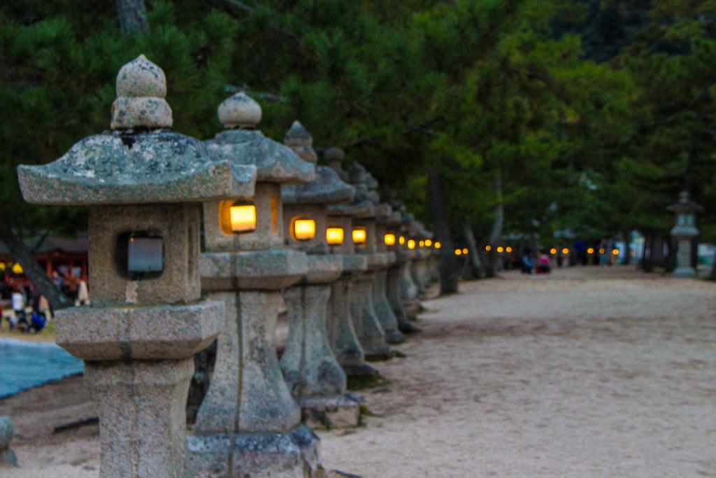 Lantern Trails