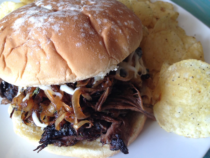 Pot Roast Sandwiches