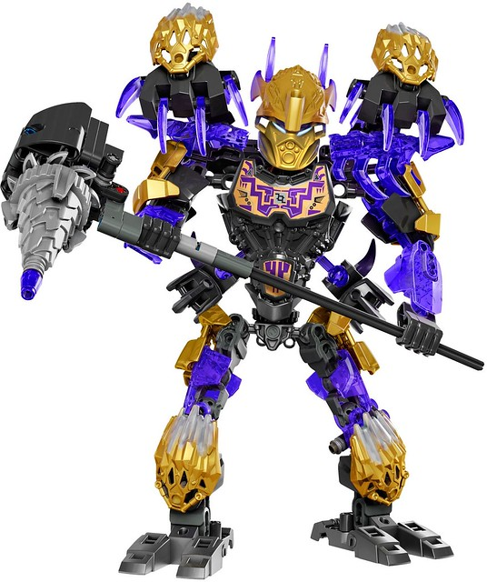 LEGO Bionicle 71309 - Onua - Uniter of Earth