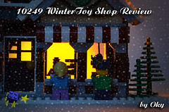 10249 Toy Shop Review