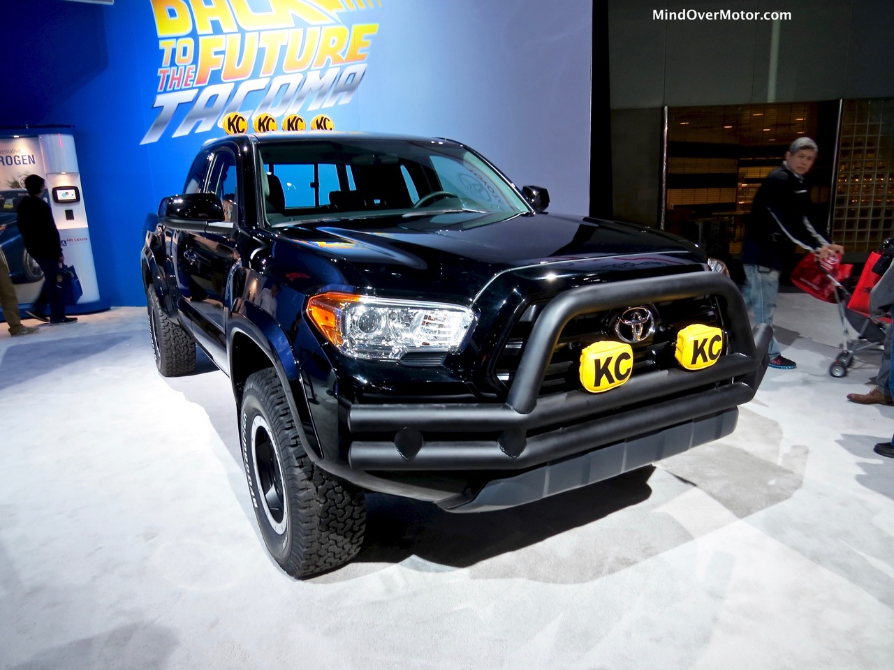 Back to the Future Toyota Tacoma