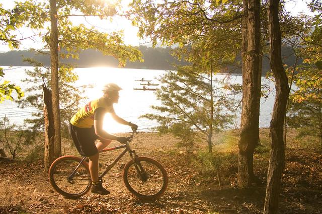 Carvins-Cove-Mountain-Biking