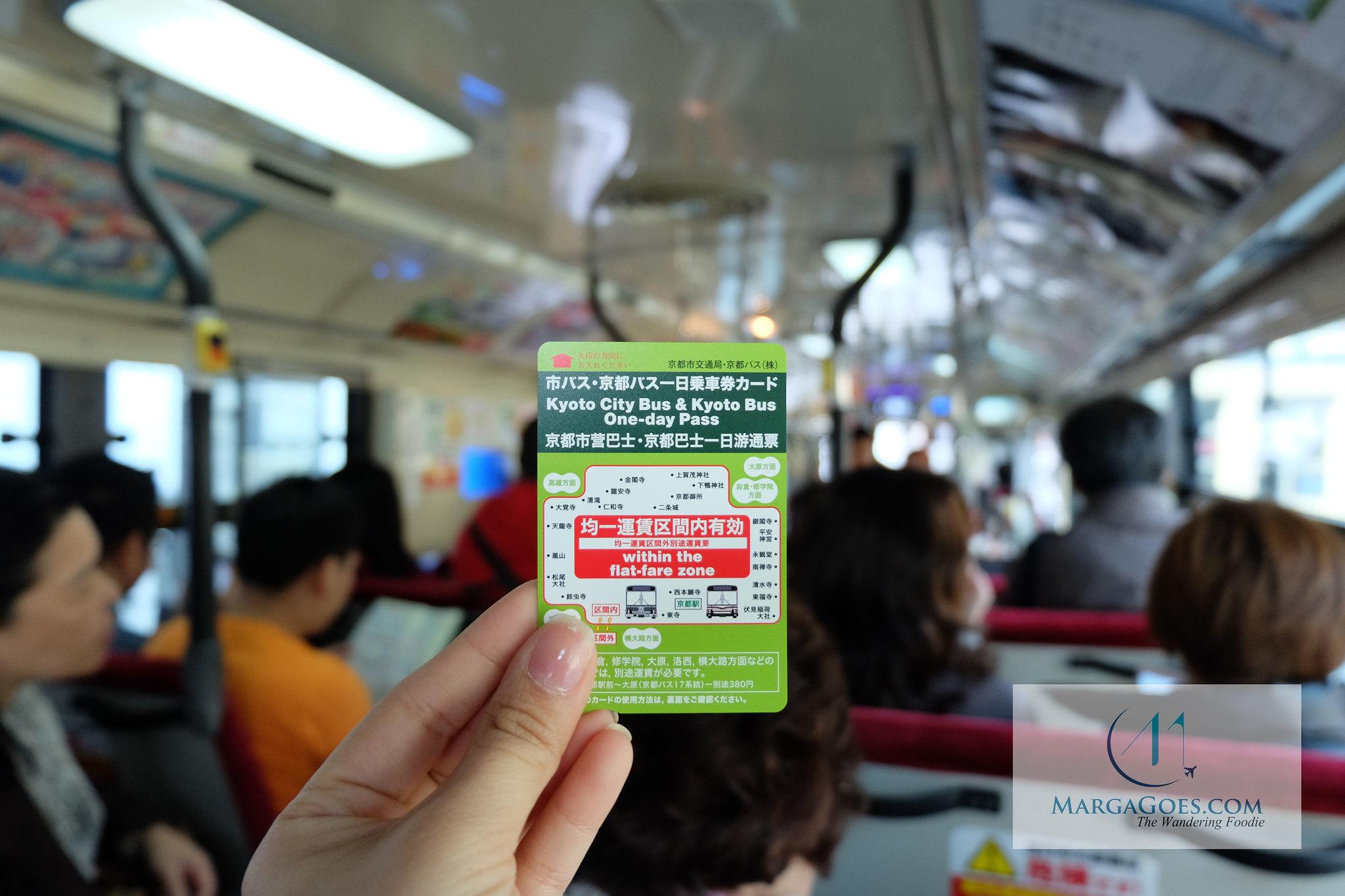 Tokyo Bus pass