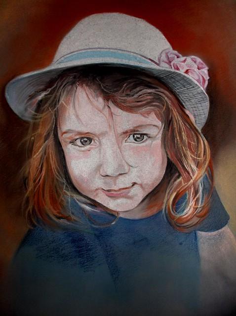 portrait thelma