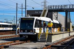 Los Angeles Metro Siemens P2000 #208