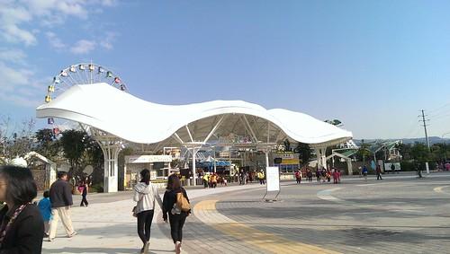 台北兒童新樂園設施好好玩!誰說遊樂園是兒童的專利呢! (1)