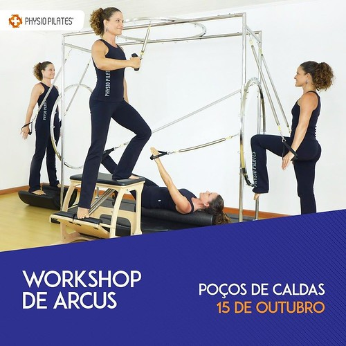 Inovador para a prática inteligente de movimento, o Arcus permite a realização de exercícios únicos, variados e diferenciados, estimulando a criatividade e o raciocínio. Inscreva-se no workshop do Arcus e expanda seus conhecimentos e a sua formação! Faça