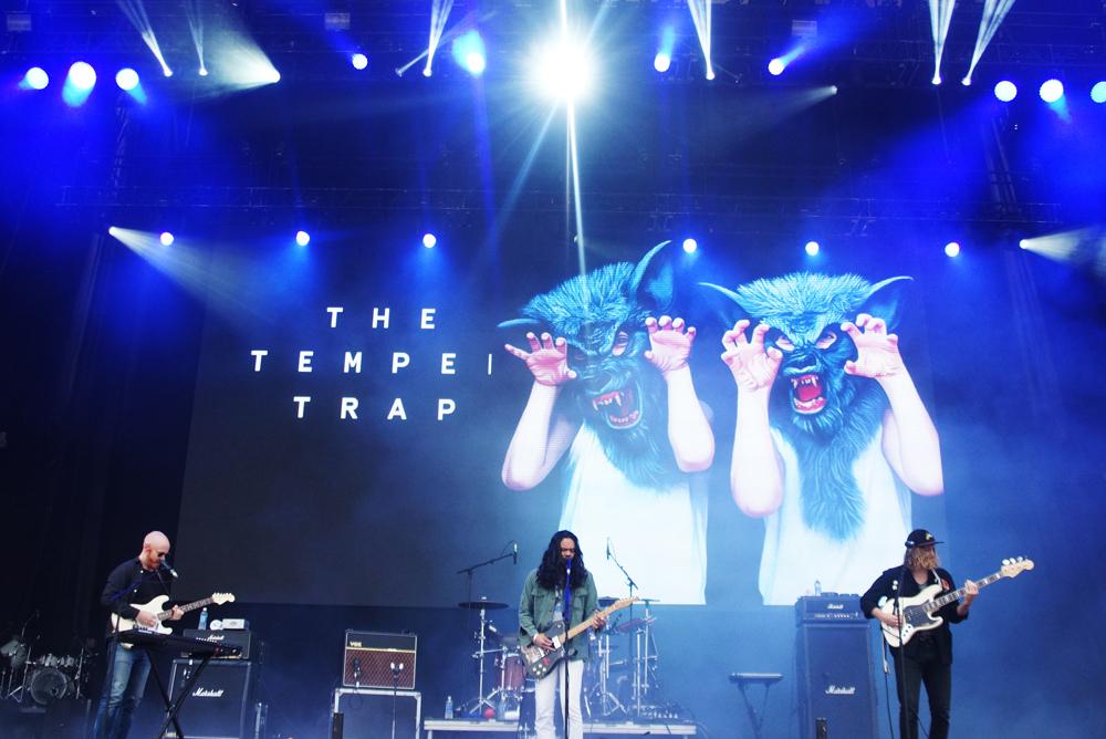 The Temper Trap @ The Meadows Festival
