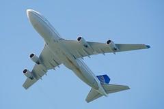 United Airlines Boeing 747 -400 Fleet Week San Francisco CA 2016 pfU4_ADSC_0373