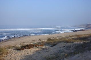Praia Valadares Sul görüntü. biketouring bicicleta fourdaybuiketour portugal northofportugal fourdaybiketour