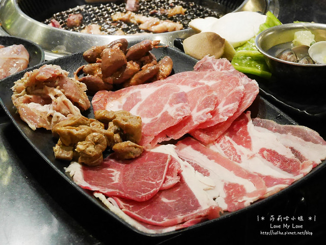 公館瓦崎燒烤吃到飽海鮮燒肉烤肉 (28)