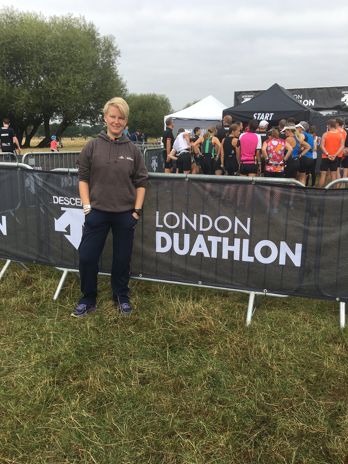 London Duathlon 2016