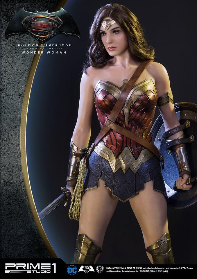 Prime 1 Studio【神力女超人】Wonder Woman 1/2 比例超巨大全身雕像