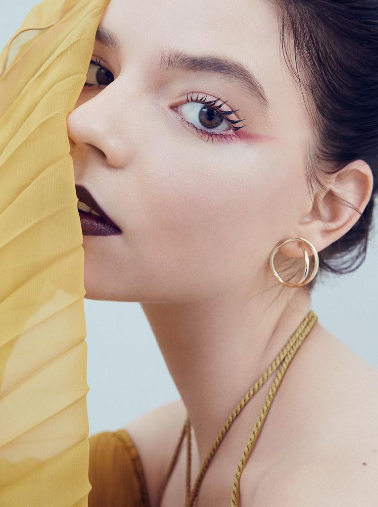 Аня Тейлор-Джой — Фотосессия для «InStyle» 2016 – 2