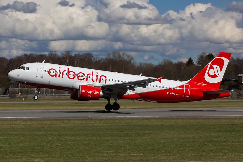 Air Berlin - A320 - D-ABNF (1)