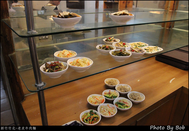 新竹竹北-老皮牛肉麵11