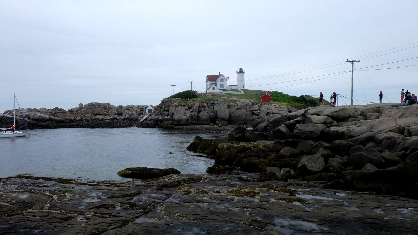 Nubble Light, York, Maine, USA