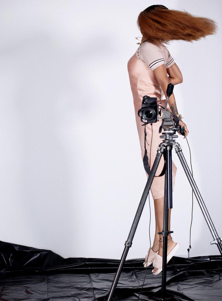 Рианна — Фотосессия для «Fader» 2015 – 2