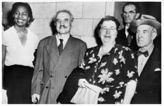 Top women communists jailed: 1951