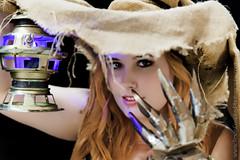 Anastasia Dragunov as Steampunk Scarecrow