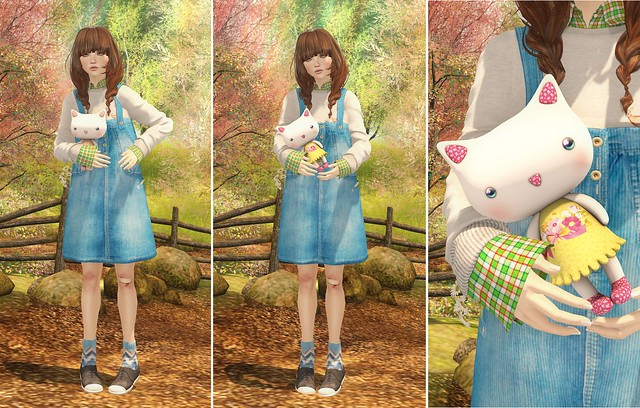 new poses from Label Motion @ Shiny Shabby