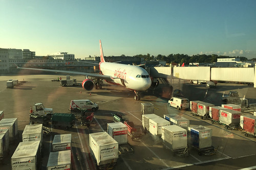 Airbus nach Puerto Plata (Dominikanische Republik) / Airbus to Puerta Plata (Dominican Republic)