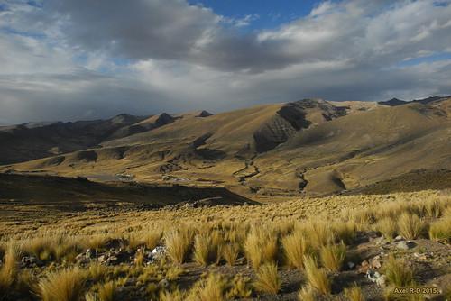 perú montagnes