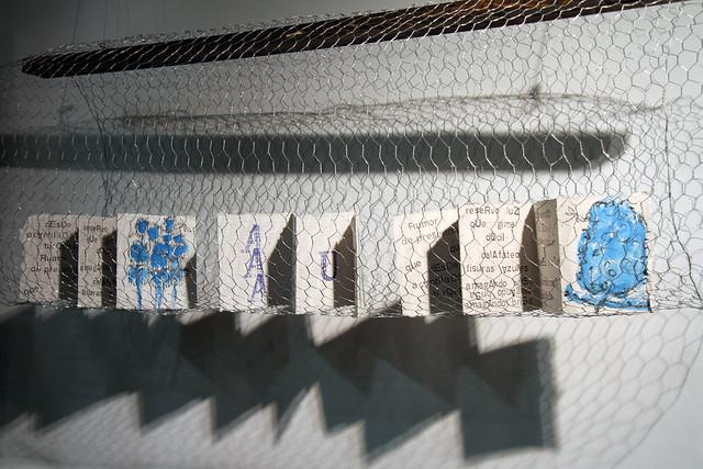 A PURA TINTA - EXPLOSICIÓN DE FELIPE ZAPICO EN KANYA ENMARCACIÓN - DEL 01.10 AL 1.11