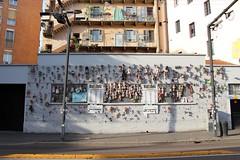 Milano - Wall of Dolls
