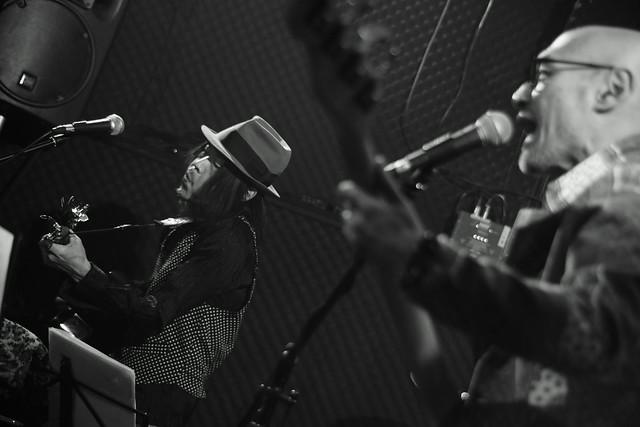 JAMES BAND live at Walkin', Tokyo, 01 Nov 2015. 053