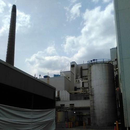 Redpath Sugar Refinery, 5 #toronto #doorsopen #redpath #redpathsugar #torontoharbour #sugar #latergram