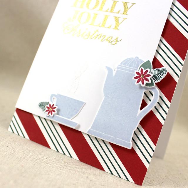 Holly Jolly Christmas Close Up