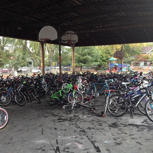 Tour de Ladd Bikes