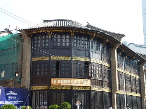 Jingxing Street Bird and Flower Market & Kunming Old Street (Yunnan, China)