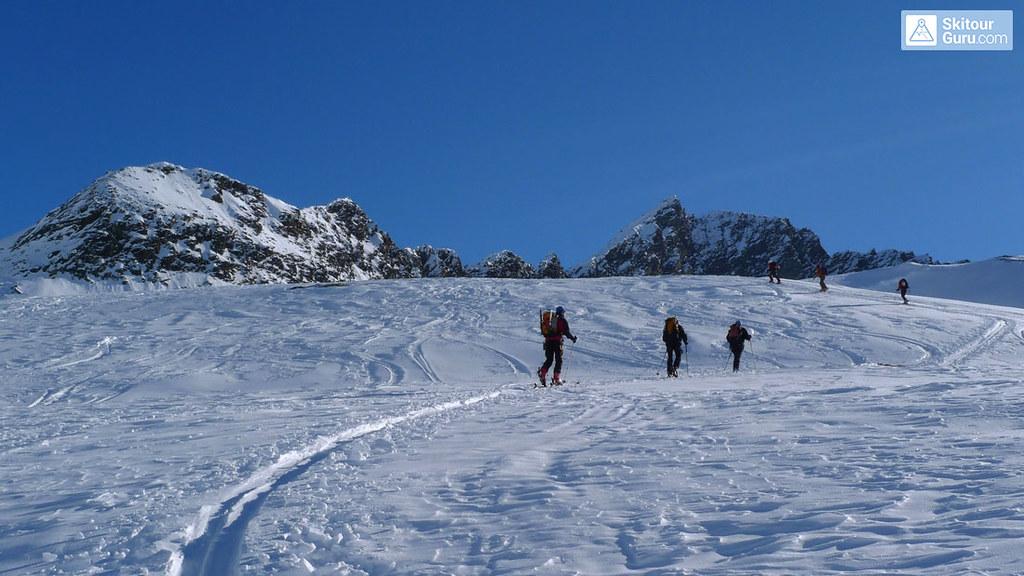 Mittlerer Seelenkogel Ötztaler Alpen / Alpi Venoste Österreich foto 03
