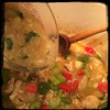 #Homemade #ChickenSlop #CucinaDelloZio - 2 c potato soup