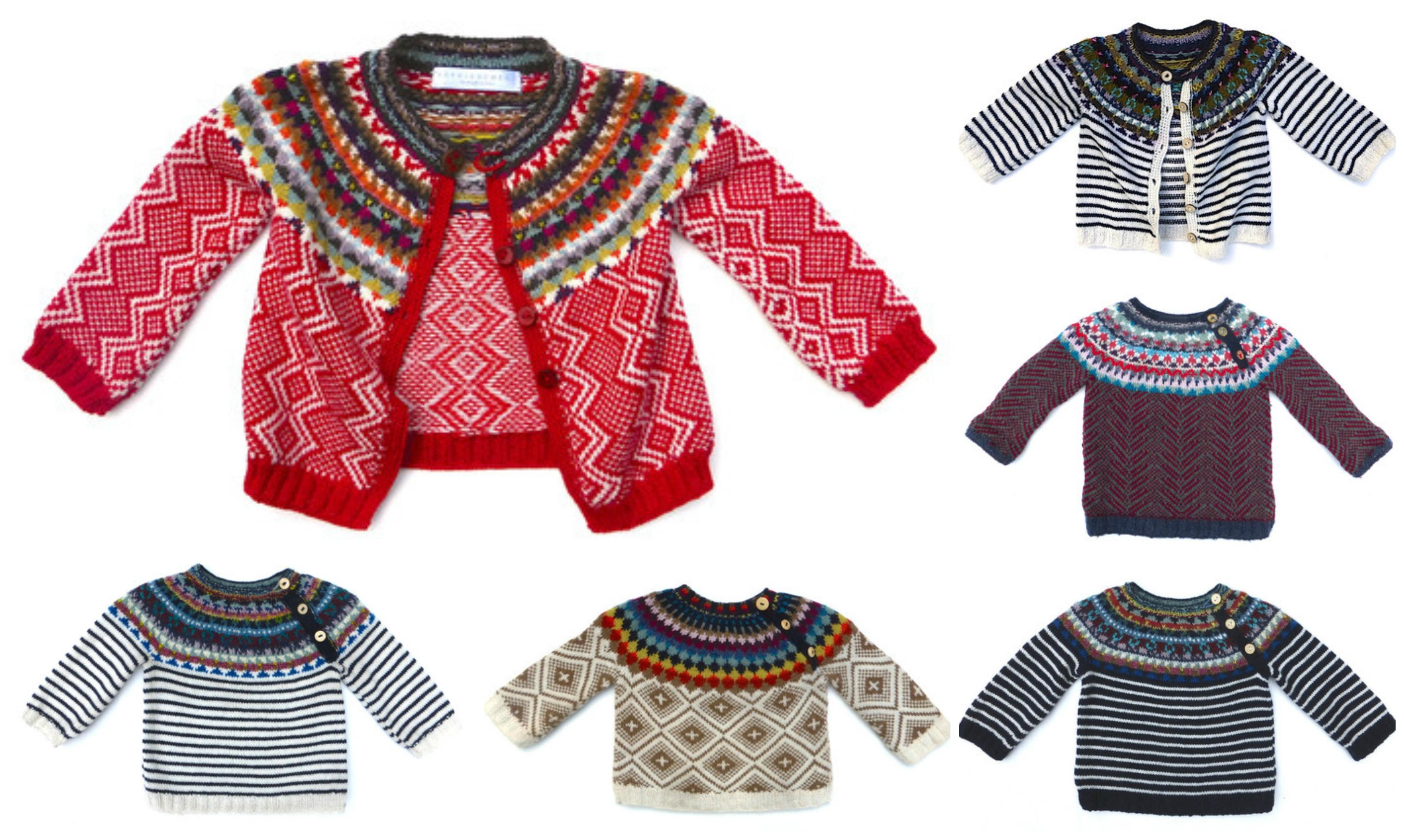 Sophie Orchera knitwear