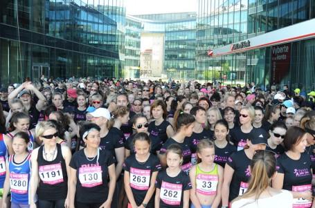 Tři tisíce běžících žen a dívek? Květnová Ostrava v to věří!